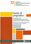 Facets of Linguistics 2014
