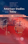 Winfried Fluck, Erik Redling, Sabine Sielke und Hubert Zapf (Hg). American Studies Today. New Research Agendas. American Studies-A Monograph Series Vol. 230. Heidelberg: Winter, 2014.